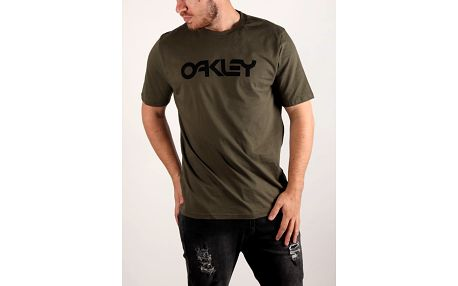 Tričko Oakley 100C-Mark Ii Tee Hnědá