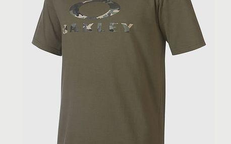 Tričko Oakley Pc-Stealth Ii Hnědá