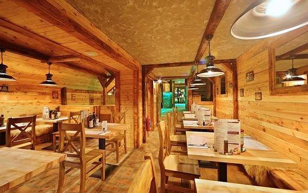 Luxusní rodinný pobyt v Harrachově: pokoj se saunou, all inclusive a zážitky2