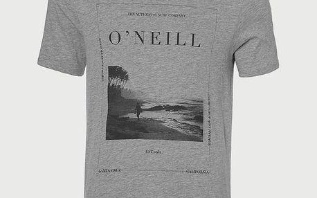 Tričko O´Neill Lm Frame T-Shirt Šedá