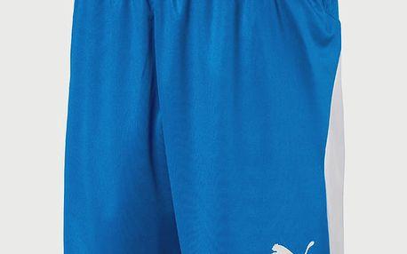 Kraťasy Puma LIGA Shorts Jr Modrá