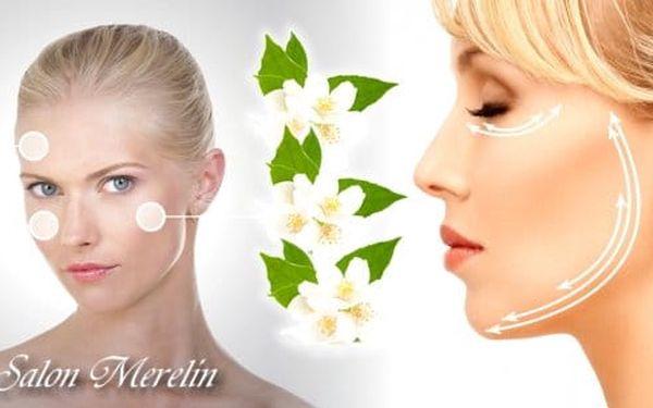 Elixír mládí: Neinvazivní facelifting včetně IPL fotoomlazení v salonu Merelin4