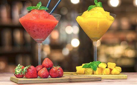 Osvěžující letní koktejl Daiquiri pro 1 nebo 2