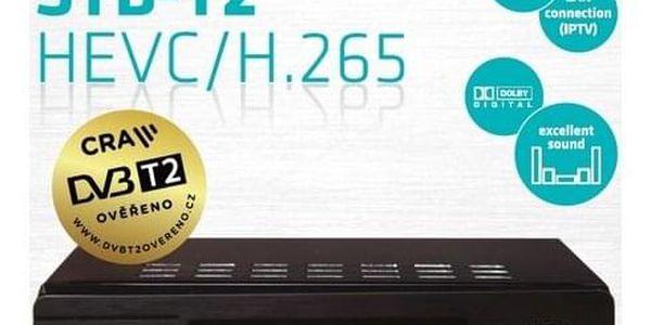 Maxxo T2 HEVC/H.265 Set-top box2