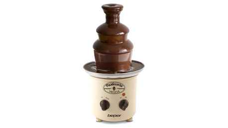 Fontána na čokoládu Beper