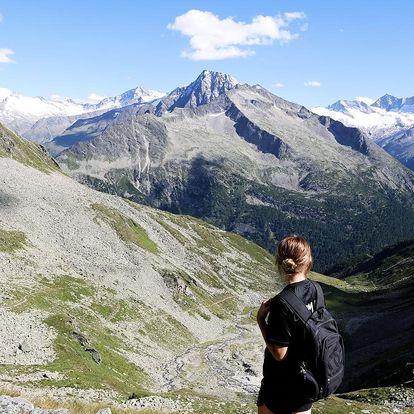 Rakousko, Tyrolsko: Hotel Garni Glück Auf