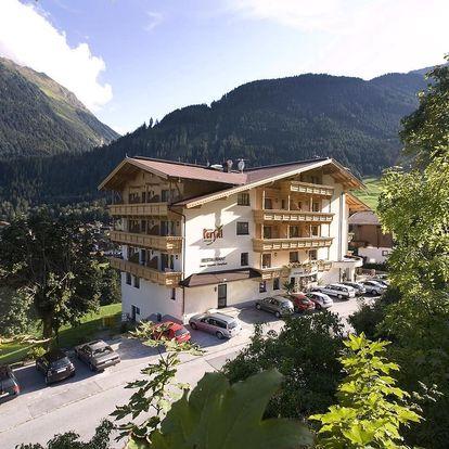 Rakousko, Tyrolsko: Superior Hotel Persal