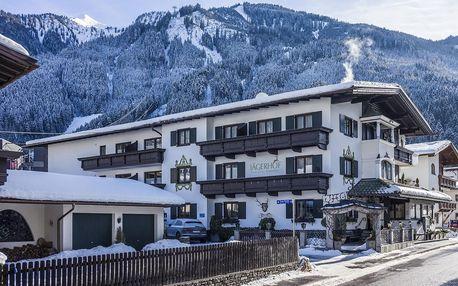 Rakousko, Tyrolsko: Hotel Jägerhof und Jagdhaus