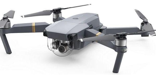 Dron DJI Mavic Pro, 4K Full HD kamera (DJIM0250) šedý + DOPRAVA ZDARMA5