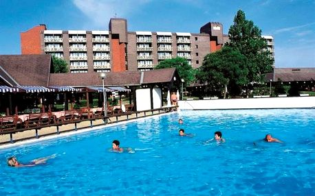HOTEL DANUBIUS SPA RESORT BÜK