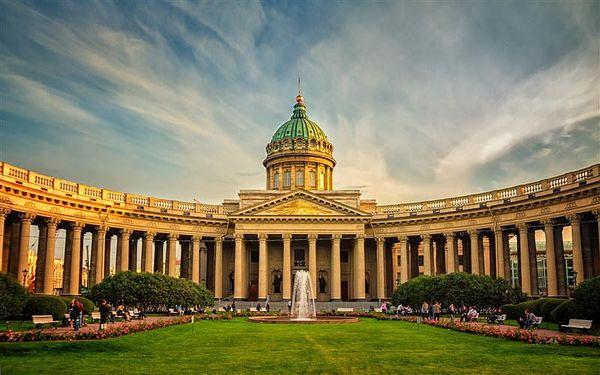 PETROHRAD A KARÉLIE, Rusko, letecky, snídaně v ceně3