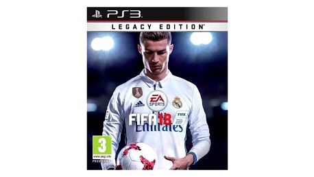 Hra EA PlayStation 3 FIFA 18 (Legacy Edition) (EAP318120)