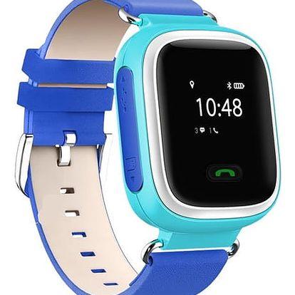 Chytré hodinky Helmer LK 702 dětské modrý (Helmer LK 702 B)