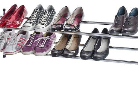 Nastavitelný stojan na boty Wenko Mobile Shelf Duro - doprava zdarma!