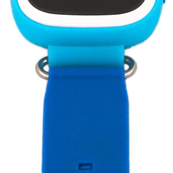 Chytré hodinky Helmer LK 702 dětské (Helmer LK 702 B) modrý4