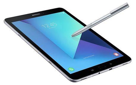 Dotykový tablet Samsung Tab S3 9.7 Wi-FI (SM-T820NZSAXEZ) stříbrný + DOPRAVA ZDARMA