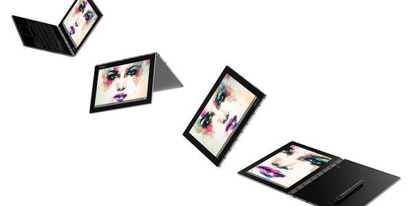 Dotykový tablet Lenovo YOGA Book 10 LTE (ZA0W0019CZ) šedý SIM karta T-Mobile 200Kč Twist Online Internet + Software F-Secure SAFE, 3 zařízení / 6 měsíců v hodnotě 1 179 Kč + DOPRAVA ZDARMA3