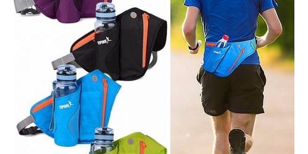 Sportovní opasek na běhání alá ledvinka