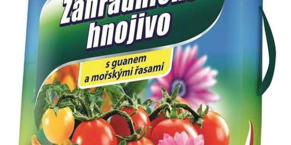 Hnojivo Agro zahradnické 10 kg + Doprava zdarma2