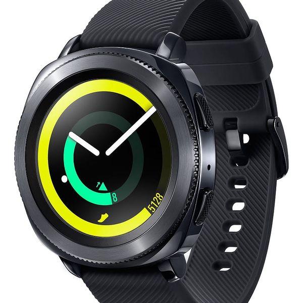 Chytré hodinky Samsung Gear Sport (SM-R600NZKAXEZ) černý + DOPRAVA ZDARMA2