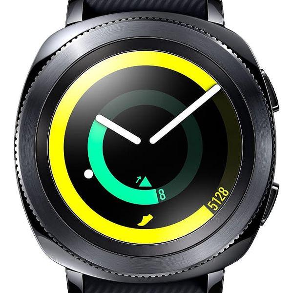 Chytré hodinky Samsung Gear Sport (SM-R600NZKAXEZ) černý + DOPRAVA ZDARMA4