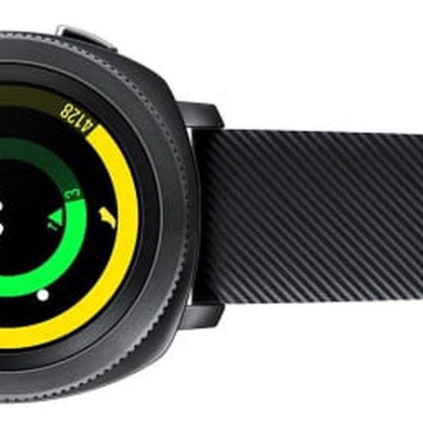 Chytré hodinky Samsung Gear Sport (SM-R600NZKAXEZ) černý + DOPRAVA ZDARMA5