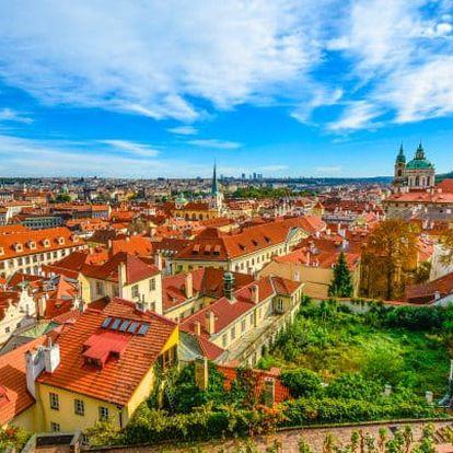 Praha se snídaněmi blízko centra