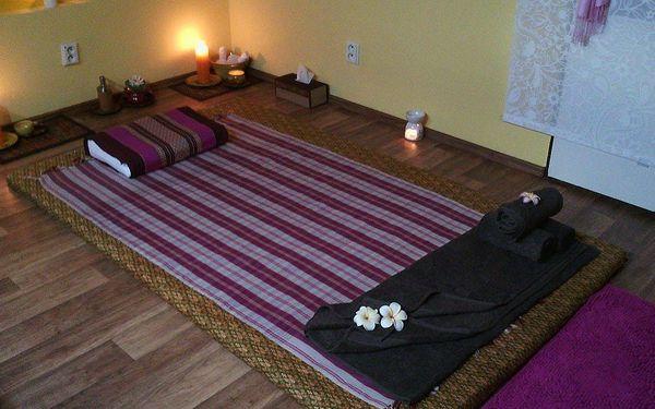 Sawasdee - Poctivá thajská masáž v Hradci Králové