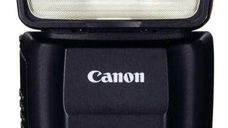 Blesk Canon Speedlite 430EX III-RT černý (0585C011)