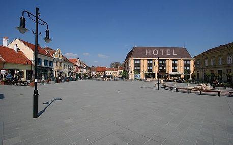 Maďarsko - Western Transdanubia na 5 až 8 dní, polopenze s dopravou vlastní