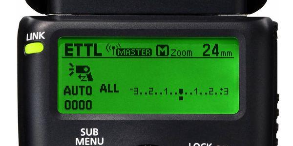 Blesk Canon 430EX III-RT (0585C011) černý + DOPRAVA ZDARMA4