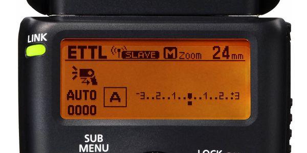 Blesk Canon 430EX III-RT (0585C011) černý + DOPRAVA ZDARMA5