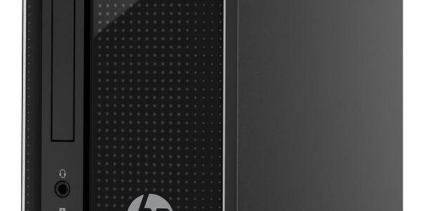 PC mini HP Slimline 260-a105nc (Y4K45EA#BCM) černý Software F-Secure SAFE, 3 zařízení / 6 měsíců + Monitorovací software Pinya Guard - licence na 6 měsíců v hodnotě 1 178 Kč + DOPRAVA ZDARMA3