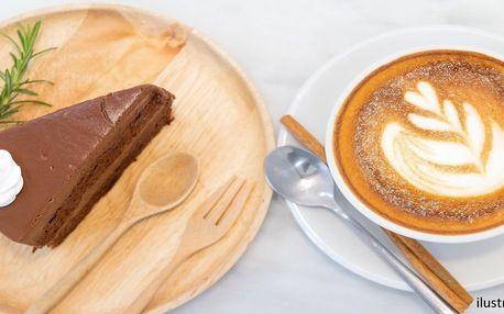 Káva, dort a džus od valašských ogarů
