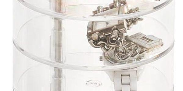 Nádobka , organizér na kosmetiku, šperky, drobnostii - 4 úrovně, ZELLER4