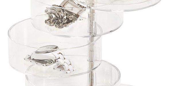 Nádobka , organizér na kosmetiku, šperky, drobnostii - 4 úrovně, ZELLER