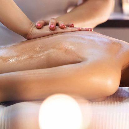 Výběr z masáží v novém salonu v centru Ostravy