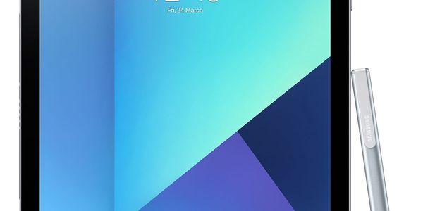 Dotykový tablet Samsung Tab S3 9.7 LTE (SM-T825NZSAXEZ) stříbrný + DOPRAVA ZDARMA3