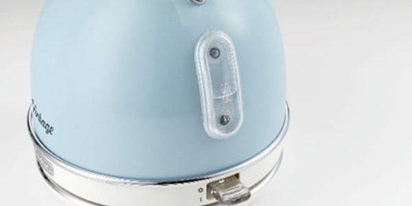 Rychlovarná konvice Ariete Vintage ART 2877/05 modrá5