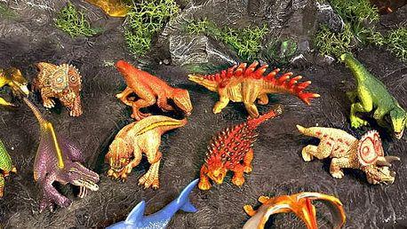 Dinosaurus na hraní Mini Dino