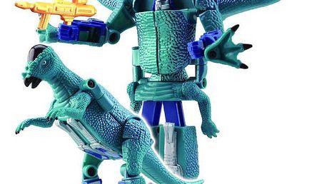 Dinosaurus transformer Robotsaur