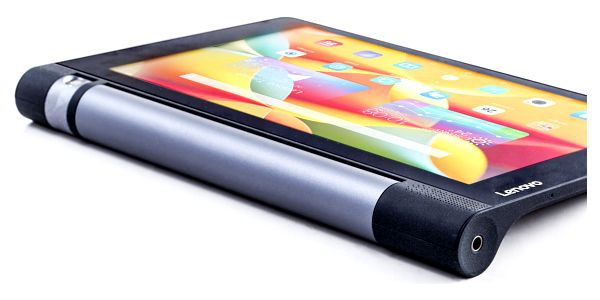 Dotykový tablet Lenovo Yoga Tablet 3 8 16 GB LTE ANYPEN II (ZA0B0045CZ) černý SIM karta T-Mobile 200Kč Twist Online Internet v hodnotě 200 Kč3