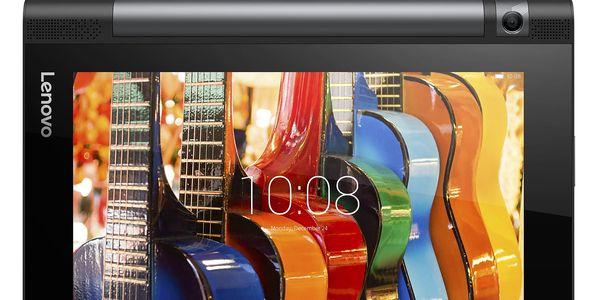 Dotykový tablet Lenovo Yoga Tablet 3 8 16 GB LTE ANYPEN II (ZA0B0045CZ) černý SIM karta T-Mobile 200Kč Twist Online Internet v hodnotě 200 Kč4