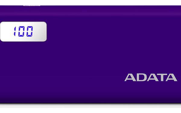 Powerbank ADATA P12500D 12500mAh (AP12500D-DGT-5V-CPU) fialová4