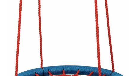 Houpačka Woody Houpací kruh (průměr 85cm) - červený
