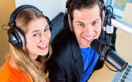 Moderátorský kurz v rádiu