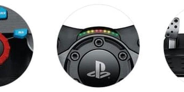 Volant Logitech G29 Driving Force pro PS3, PS4, PC + pedály (941-000112) černý5