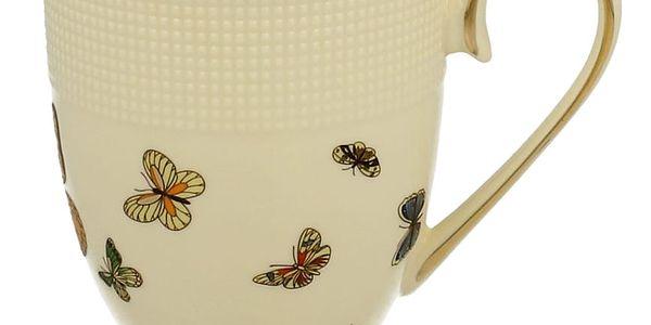 Hrnek Duo Gift Vanilla Butterflies, 330 ml2