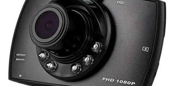 Přední Full HD autokamera - 2,3 - dodání do 2 dnů
