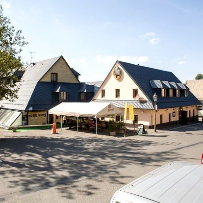Hotel Gong poblíž Stezky Beskydské nebe